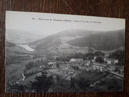 L35/322 ENVIRONS DE TARARE - JOUX ET LE LAC DU BARRAGE - Other Municipalities