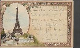 07 04 K/L//   PARIS  1892  !!!!! - Non Classificati
