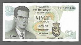 Belgique - 20 Francs