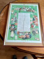 Affiche Ancienne Collection Hetzel - Affiches