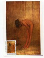 Maximumkaart Carte Maximum Nude Nu  Whistler - Nus