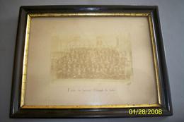 Photographie Ancienne De Cette Hérault 1890 Fanfare - Old (before 1900)