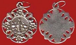 ** MEDAILLE  MARIE  ARGENT ** - Religione & Esoterismo