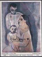 Michel - 721 - Postfrisch/**/MNH - Pablo Picasso - Sao Tome Et Principe