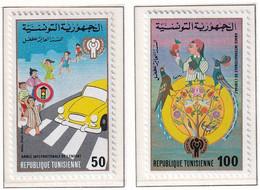 Michel - 959-960 - Postfrisch/**/MNH - Tunisia