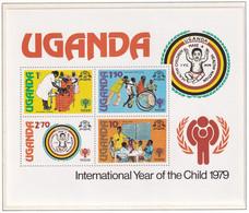 Michel - BL 16 - Postfrisch/**/MNH - Uganda (1962-...)