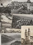 Lot 114 Ansichtskarten Schweiz Querbeet - 100 - 499 Postkaarten