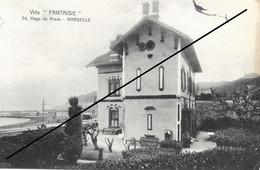 LOT 3030 MARSEILLE VILLA FANTAISIE 34 PLAGE DU PRADO - Castellane, Prado, Menpenti, Rouet