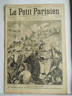 LE PETIT PARISIEN N°257 – 7 JANVIER 1894 – ALGERIE - BANDIT KABYLE ARESKI-EL-BACHIR - 1850 - 1899
