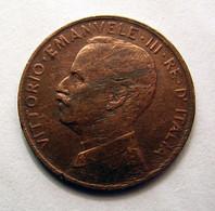 1 CENTESIMO 1915 PRORA ~ VITTORIO EMANUELE III - 1900-1946 : Victor Emmanuel III & Umberto II