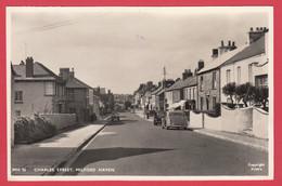 MILFORD HAVEN ; Charles Street ** Ed. Frith's MH56  *Scan Recto-Verso* TOP - Glamorgan