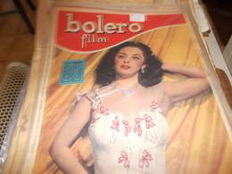 LOTTO  2  PEZZI  --    BOLERO  ANNI   50 - Collections