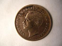 REGNO 1903 2 CENTESIMI ~ VITTORIO EMANUELE III - 1900-1946 : Vittorio Emanuele III & Umberto II