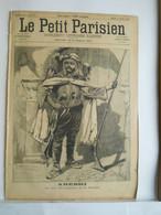 LE PETIT PARISIEN N°313 – 3 FEVRIER 1895 – ARESKI CHEF DES BRIGANTS DE LA KABYLIE - 1850 - 1899