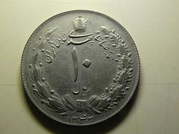 Iran 10 Rials 1343 - Iran