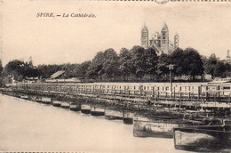 Spire / Speyer - La Cathédrale - Speyer