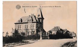 Berchem-Ste-Afathe - Avenue De Selliers-de Moranville - Berchem-Ste-Agathe - St-Agatha-Berchem