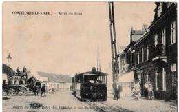 Oostduinkerke-S/Mer - Arrêt Du Tram - Oostduinkerke