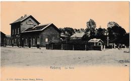 Rebecq - La Gare - Rebecq