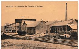 Quenast - Concasseur Des Carrières Du Brabant. - Rebecq