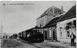 Heyst-Op-Den-Berg - Départ Du Vicinal - Heist-op-den-Berg