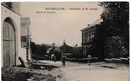 Houtain-le-Val - Habitation De M. Crousse - Genappe