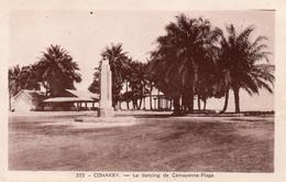 Konakry - Le Dancing De Camayenne Plage - French Guinea