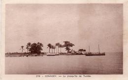 Konakry - La Presqu'ile De Tumbo - French Guinea