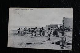 Y/O-33 /   Espagne  Islas Canarias  Tenerife - Barrio De Los Llanos / Circule 1910 - Tenerife