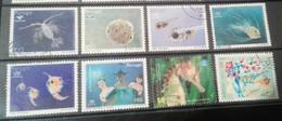 Portugal - 8 Selos Usados, Década 90 (Fauna, Animal, Europa-CEPT) - Used Stamps