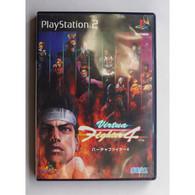 PS2 Japanese : Virtua Fighter 4 SLPM-62130 - Sony PlayStation
