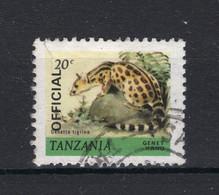 TANZANIA Yt 164° Gestempeld 1980 - Tanzania (1964-...)