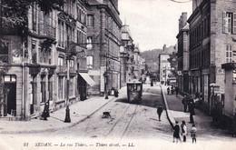 08 - Ardennes -  SEDAN - La Rue Thiers - Sedan
