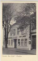 Gasthof ZUR LINDE - Elmshorn - Um 1950 HOLSTEN Bier, Bavaria-St.Pauli Bier - Elmshorn