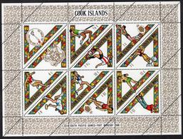 COOK ISLANDS Yt. BF4 MNH** Blok 1969 - Cook Islands