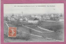 25,- VALDAHON - Vue Générale - Other Municipalities
