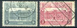(B) TR171/172 Gestempeld 1929 - Postpakketzegels Zegelfabriek Mechelen - 1923-1941