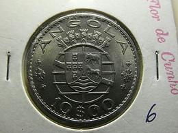 Portuguese Angola 10 Escudos 1969 Varnished - Portugal