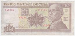 Cuba P 117 Q - 10 Pesos 2015 - VF - Cuba