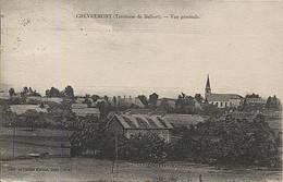 X117876 TERRITOIRE DE BELFORT CHEVREMONT VUE GENERALE - Other Municipalities