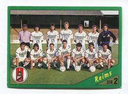 Vignette Panini 1991 : Le Stade De Reims   A  VOIR   !!!! - French Edition