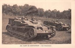 ¤¤   -   Camp De COËTQUIDAN   -  Les Chenillettes   -  Chars  -  Militaires   -   ¤¤ - Guer Coetquidan