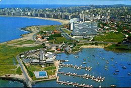 CPM - Montevideo : Le Port - Uruguay