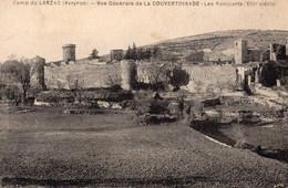 12 La Couvertoirade Les Ramparts Larzac - Autres Communes