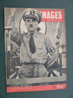 13 Fevrier 1945 Images Du Monde LE DICTATEUR Charlie Chaplin Adolf Hitler Ile De Sein - 1900 - 1949