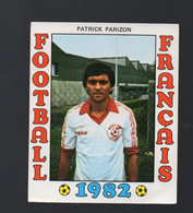 FOOTBALL FRANCAIS 1982 : PATRICK PARIZON (Brest)  (PPP28801G) - Sports