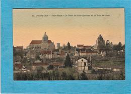 Provins ( Seine-et-Marne ). - Ville-Haute - Le Dôme De Saint-Quiriace Et La Tour De César. - Provins