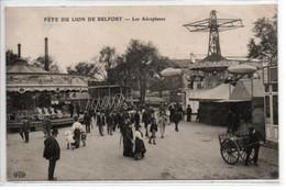 Fête Du LION De BELFORT- Les Aéroplanes - Belfort - Ciudad