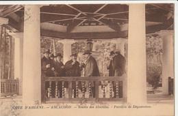 ARCACHON  Source Des Abatilles - Pavillon De Dégustation - Arcachon