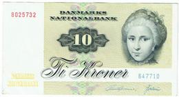 Danemark - Billet De 100 Kroner - Catherine Sophie Kirchhoff - 1972 - P48c - Danimarca